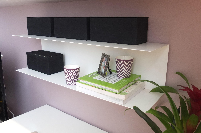Botkyrka Wall Shelf White Ikea Home Tour Makeovers