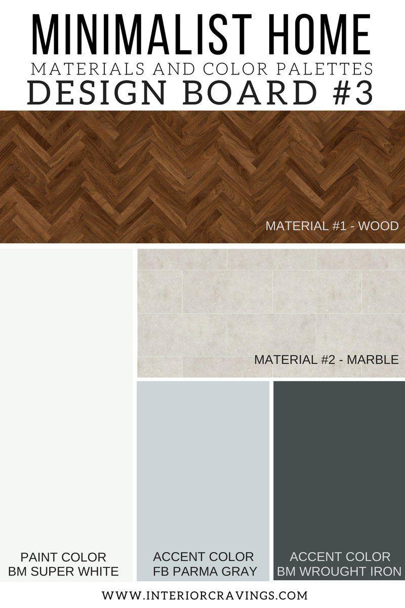 Minimalist Home Essentials Materials And Color Palette Interior Cravings Home Decor Inspiration Interior Design Tools And Diy Design Courses Minimalist Bedroom Color Interior Design Tools Minimalist Home