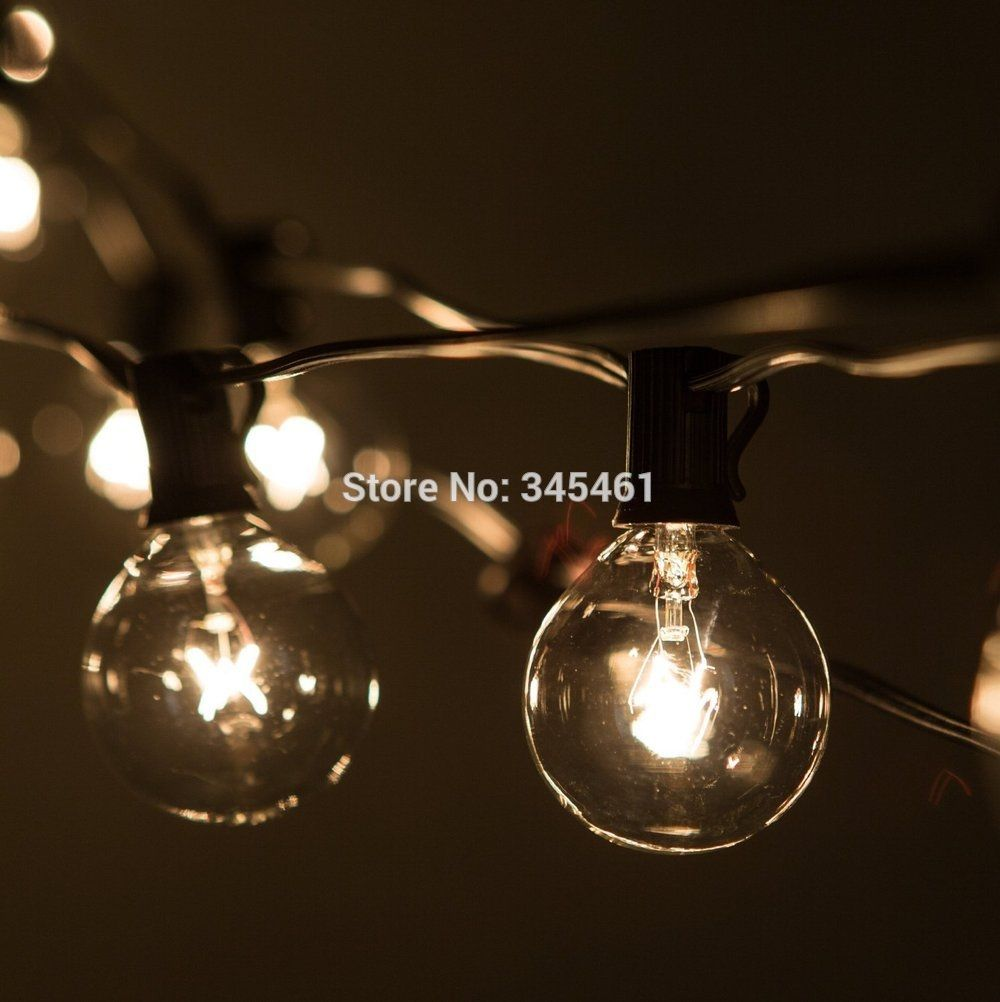 Large bulb string lights indoor httpjohncow pinterest large bulb outdoor string lights these days there are far more reasons than ever before to buy power saving bulbs aside from the proven fact that reality mozeypictures Image collections