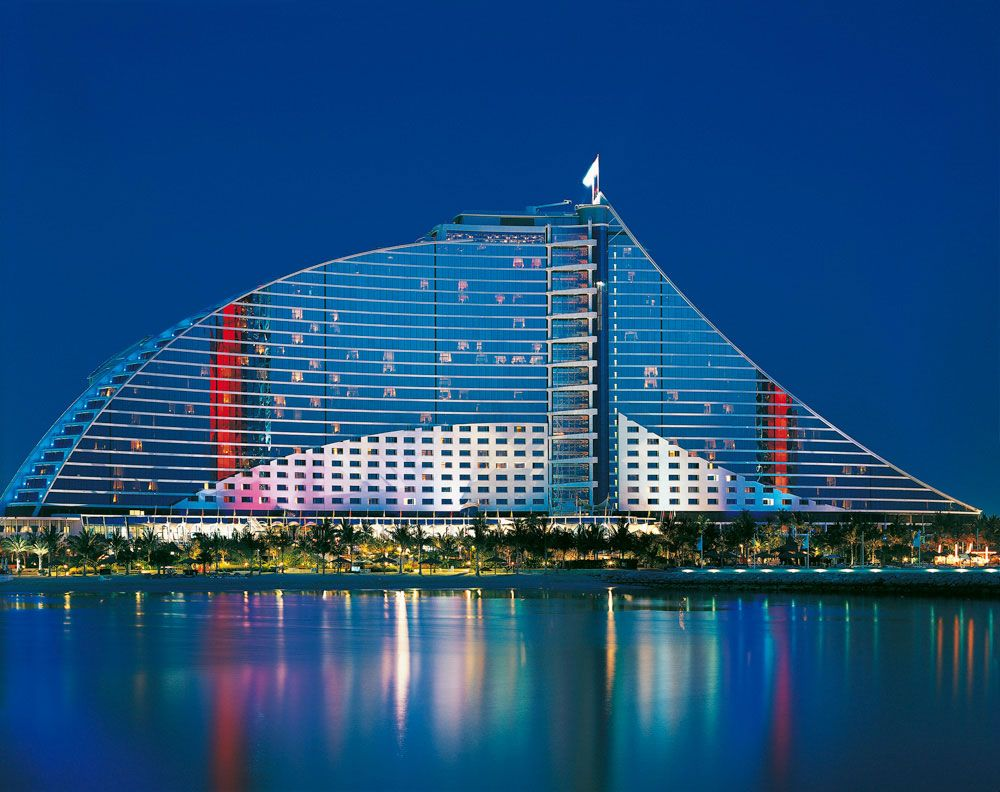 Pictures of the best resorts in the world jumeirah beach for Best small hotels in the world