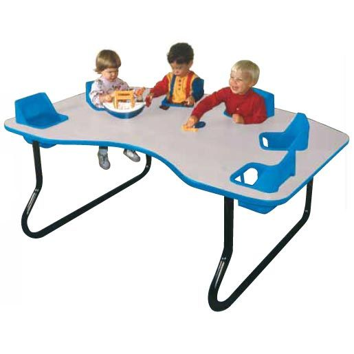 Fantastic Play And Feed Activity Table By Mccourt Kids Church Interior Design Ideas Clesiryabchikinfo