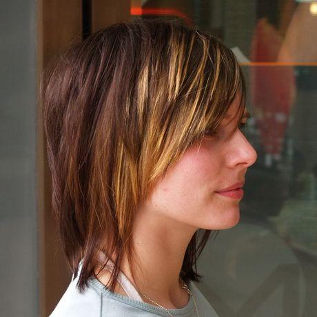 Frisuren fur feines glattes haar 2015