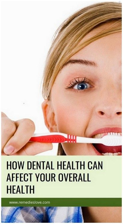 How Dental Health Affects Overall Health | 156 health and fitness