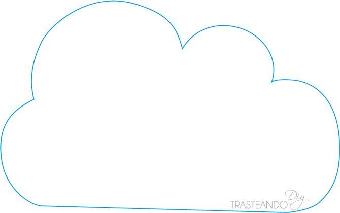 Diy cojin nube trasteando diy cojines almohadas pinte for Cojines de nubes