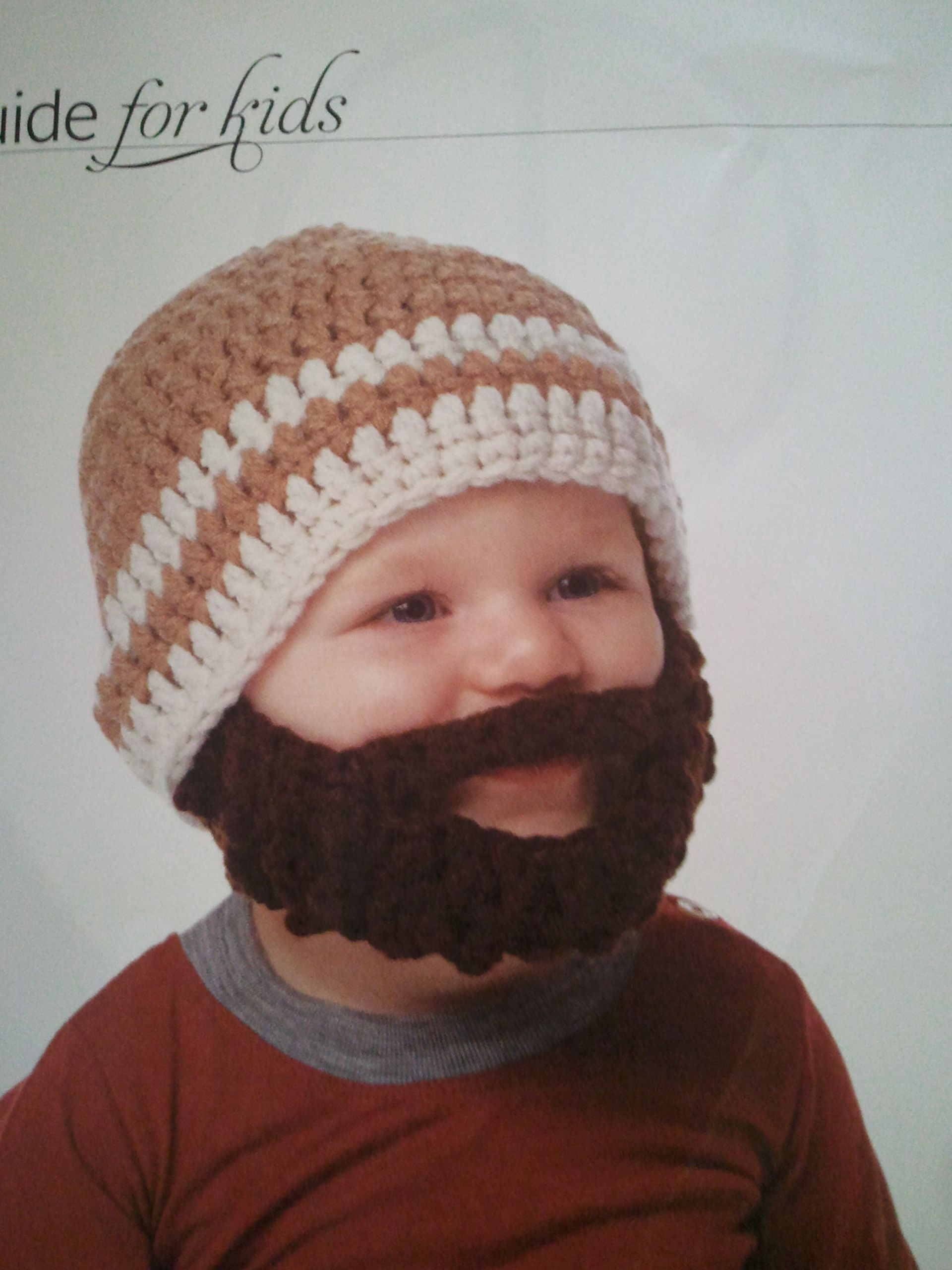 Baby Beard - ski mask for kids | Let It Snow | Pinterest | Babies
