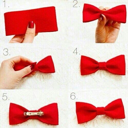 21ffffb2fa90e DIY  7 accessoires pour cheveux à faire toi même - ALY S TRICKS