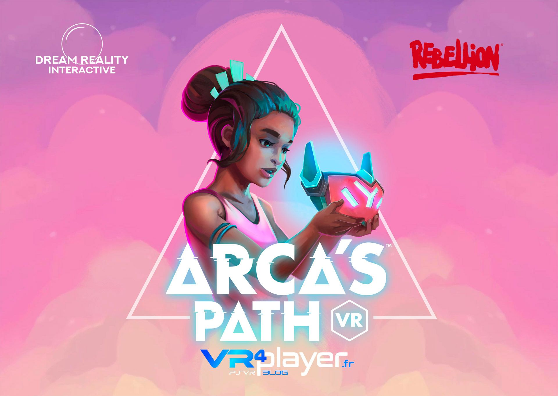 PlayStation VR Arca's Path VR daté sur toutes les