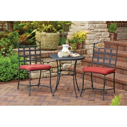Twin Oaks 3 Piece Bistro   All Patio Collections   Ace Hardware
