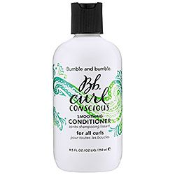 My curly hair loves Bumble and bumble - Curl Conscious Smoothing Conditioner  #sephora