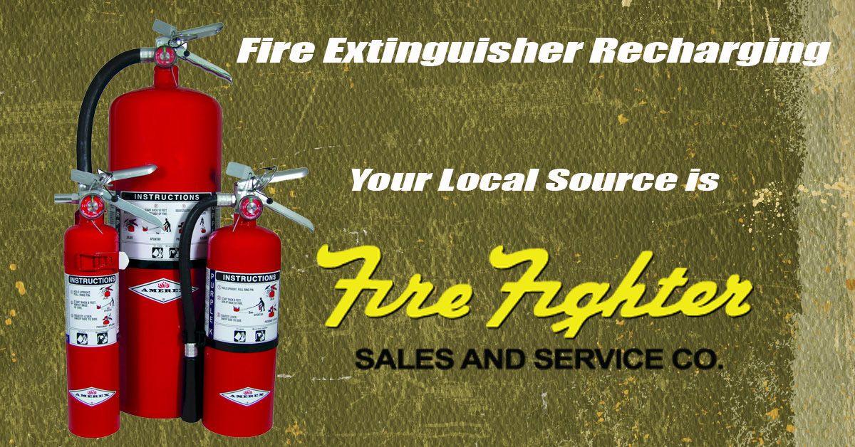 Fire Extinguisher Recharging Warrendale PA (724) 7206000
