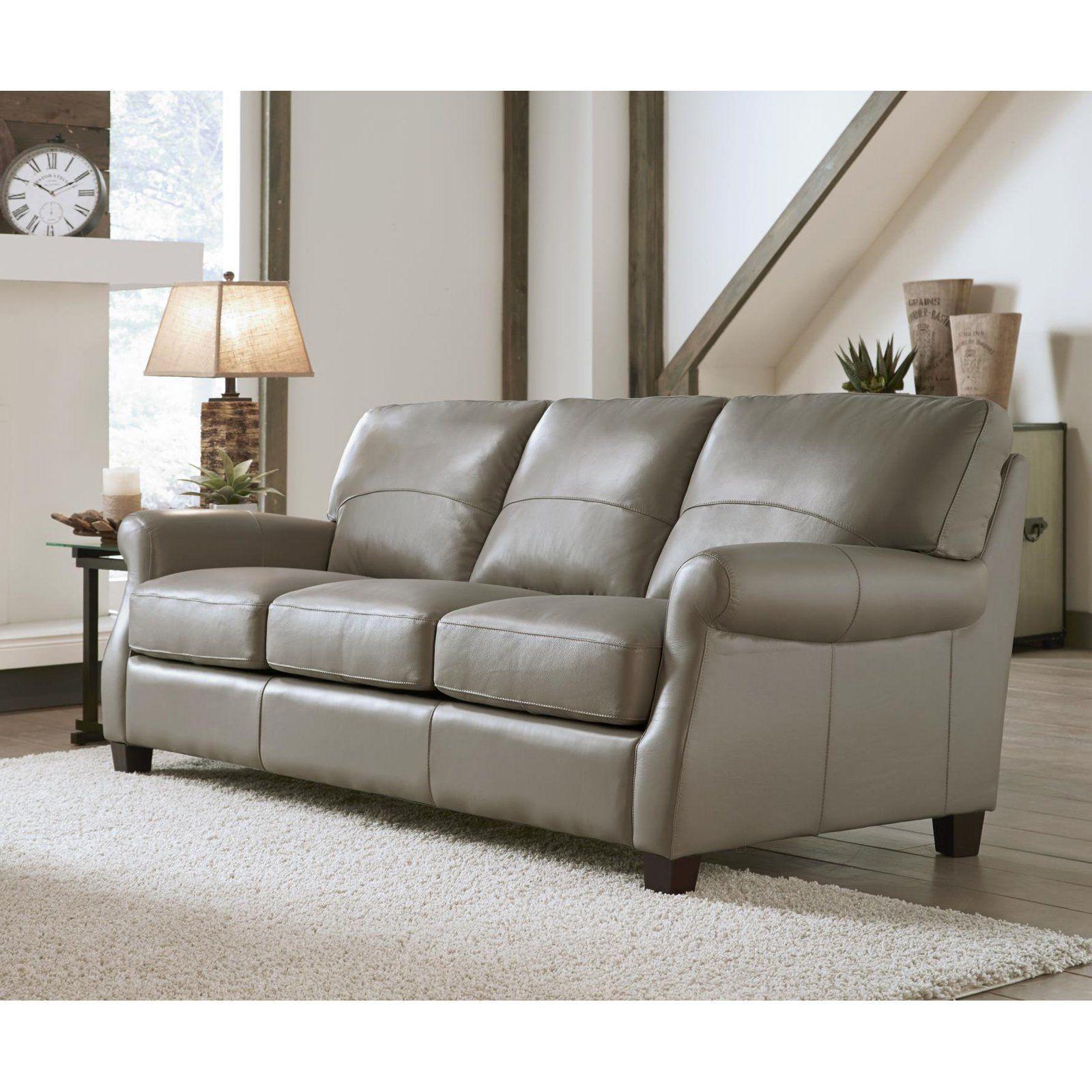 Lazzaro Leather Carlyle Adobe Sofa - WH-2022-30-3372 ...