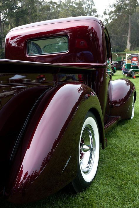 1941 Ford Pickup :: Interview with Owner David Posey