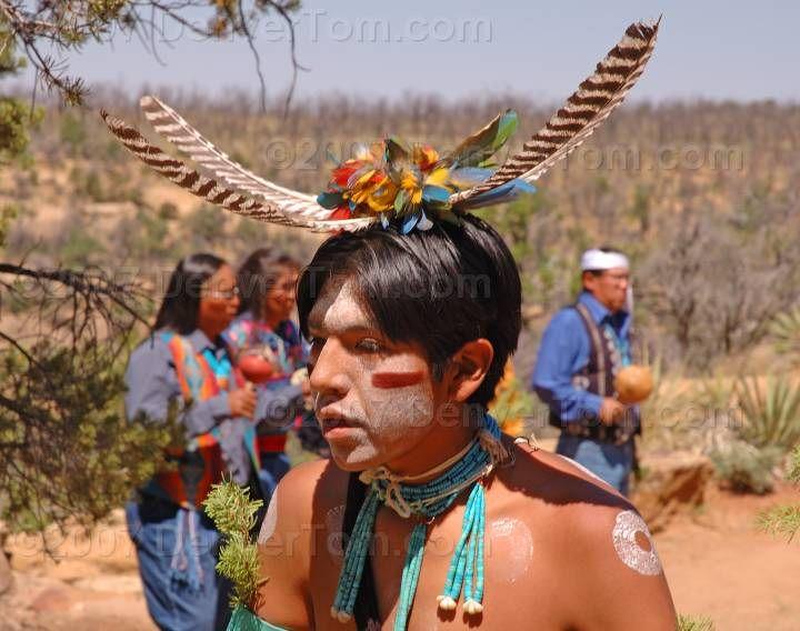 Hopi Indians Corn
