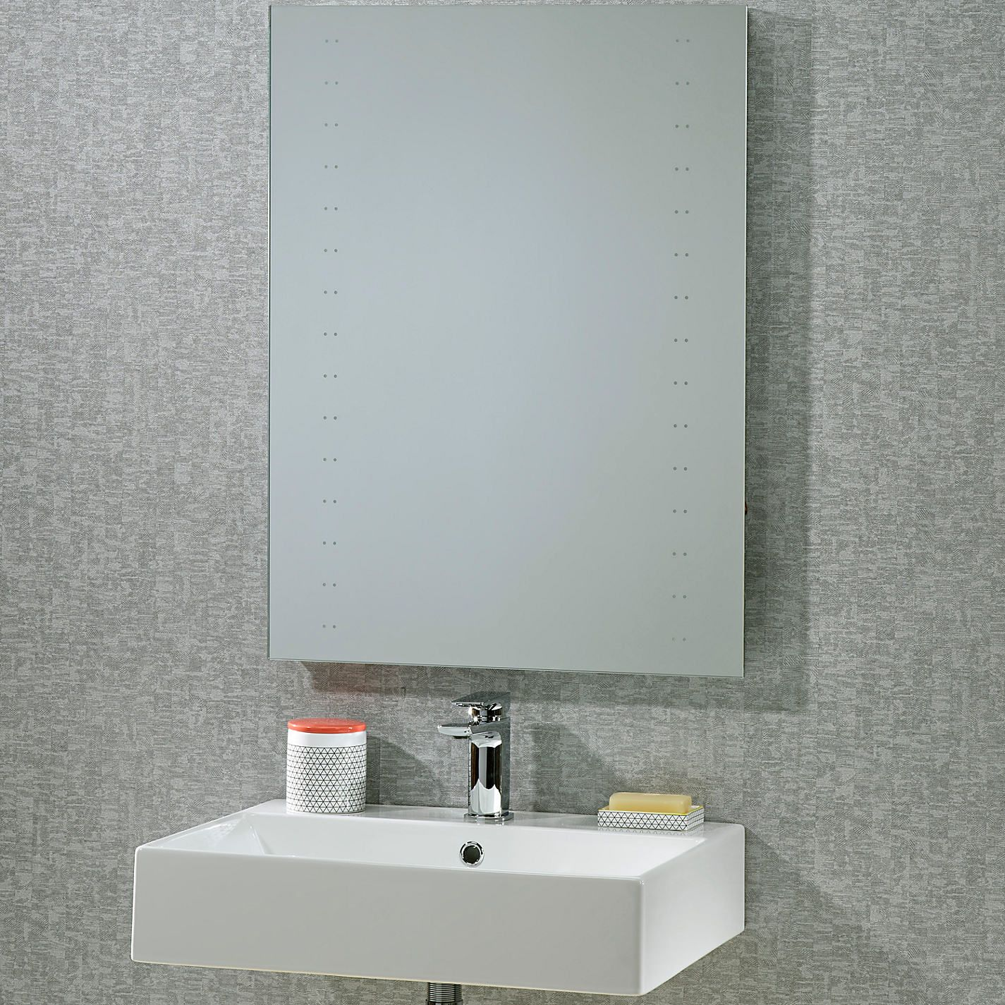 bathroom rectangular bathroom mirror