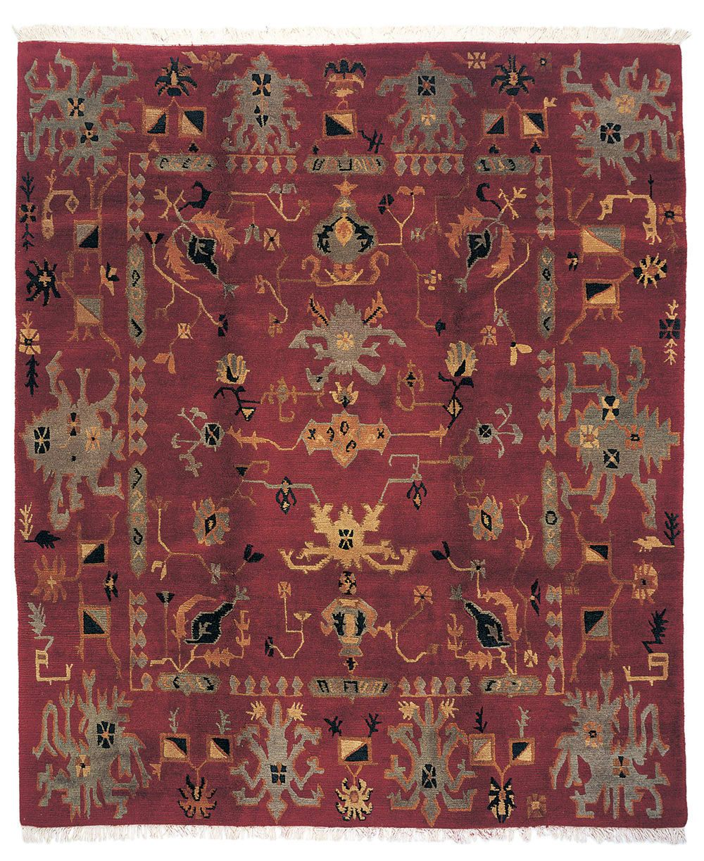 Tufenkian Created The Modern Tibetan Carpet Business In North America 25 Years Ago And Continues To Set Standards Others Aspire