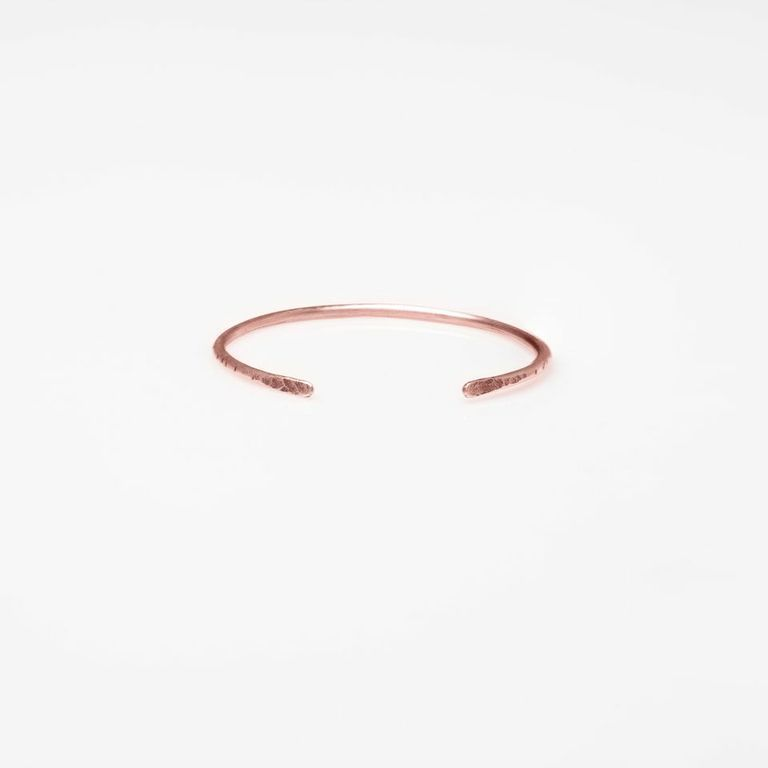 Another Feather | Copper Crest Cuff