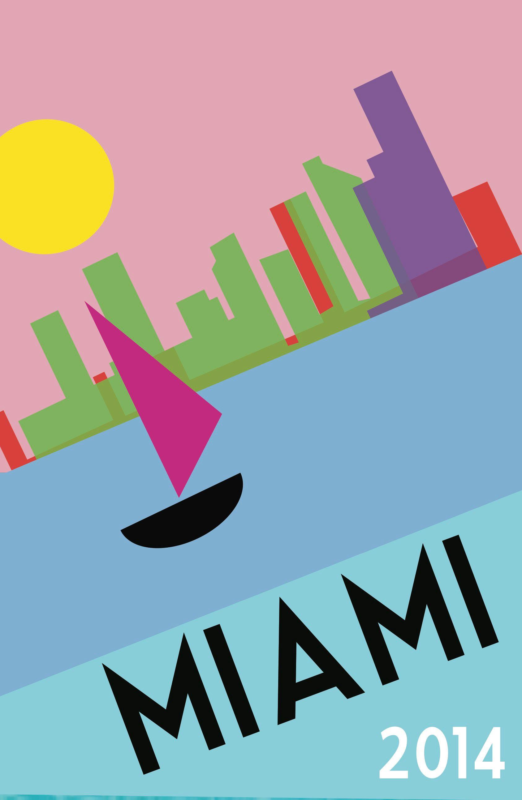 Image result for MIAMI ART DECO FONT | Miami | Miami art deco, Art