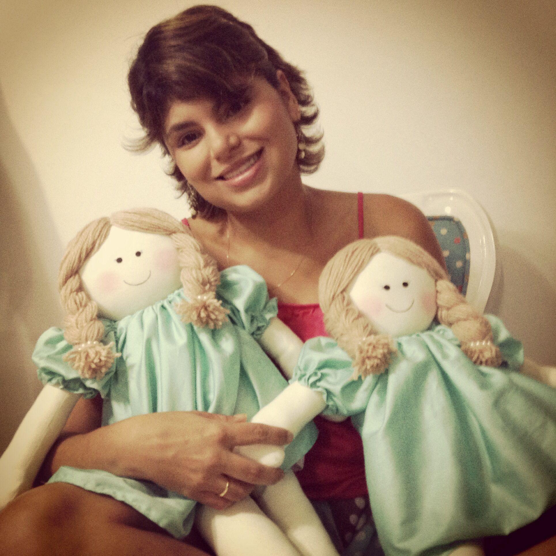 Bonecas para Daminhas !!!