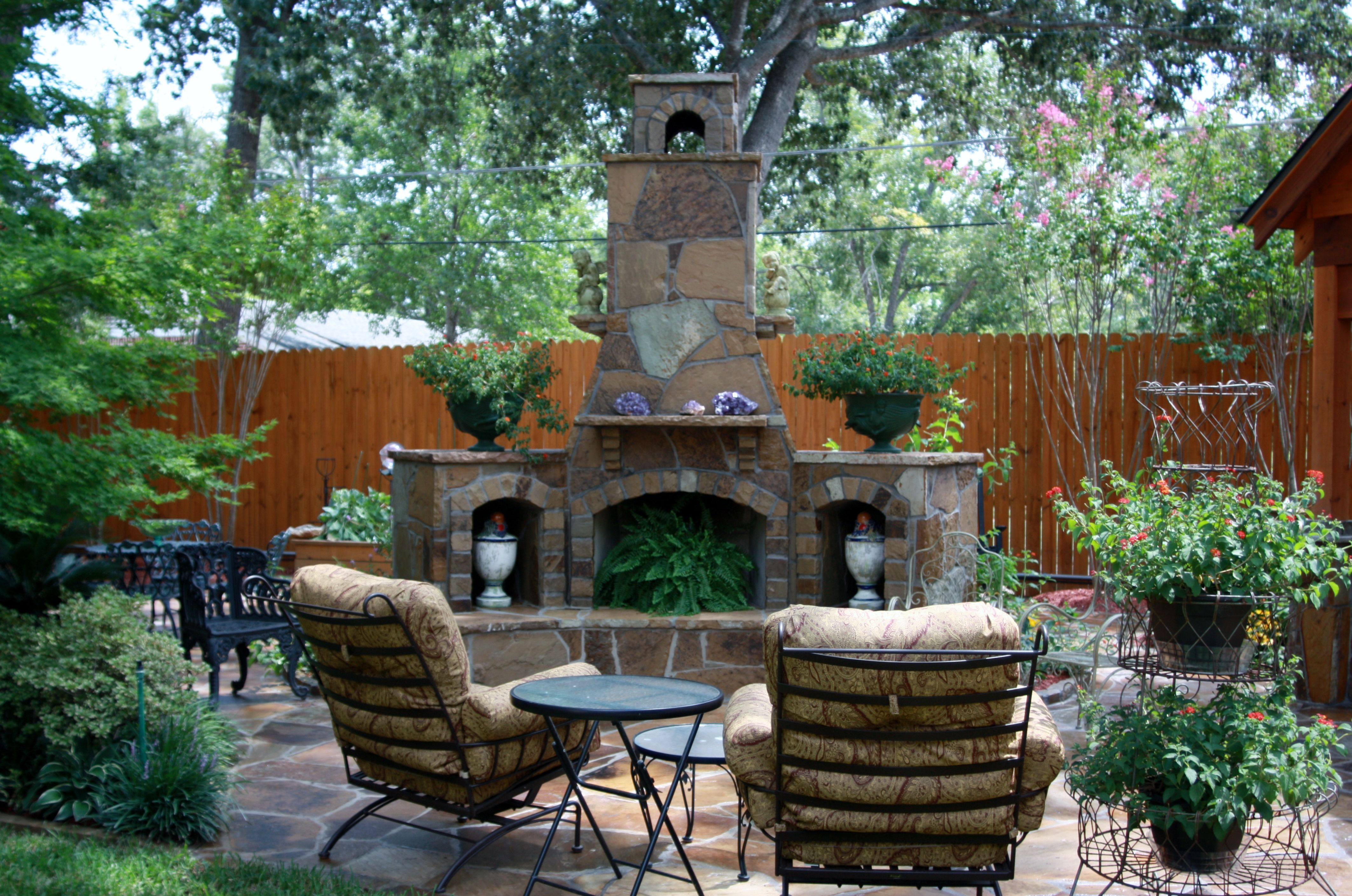 Perfect Fireplace Outside for Your Amazing Outside ... on Amazing Outdoor Fireplaces  id=56945