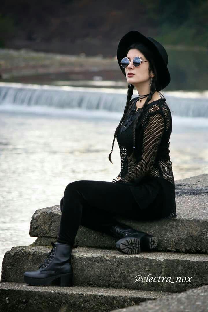 Electra Nox Modern Witch Fashion Fashion Gothic Fashion