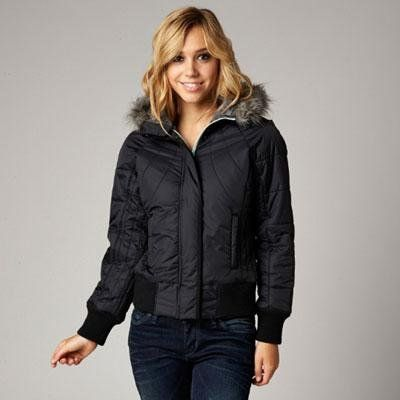 2013 Fox Wondrous Jacket - Black - Me... (bestseller)