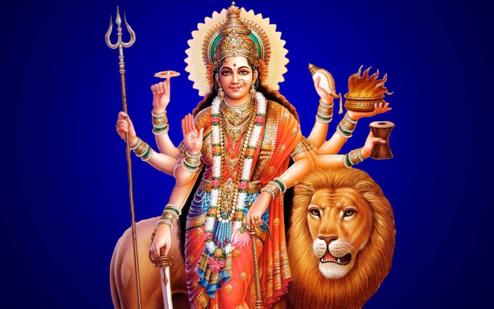 Maa Durga Wallpaper Is A High Resolution Desktop Wallpaper Posted In