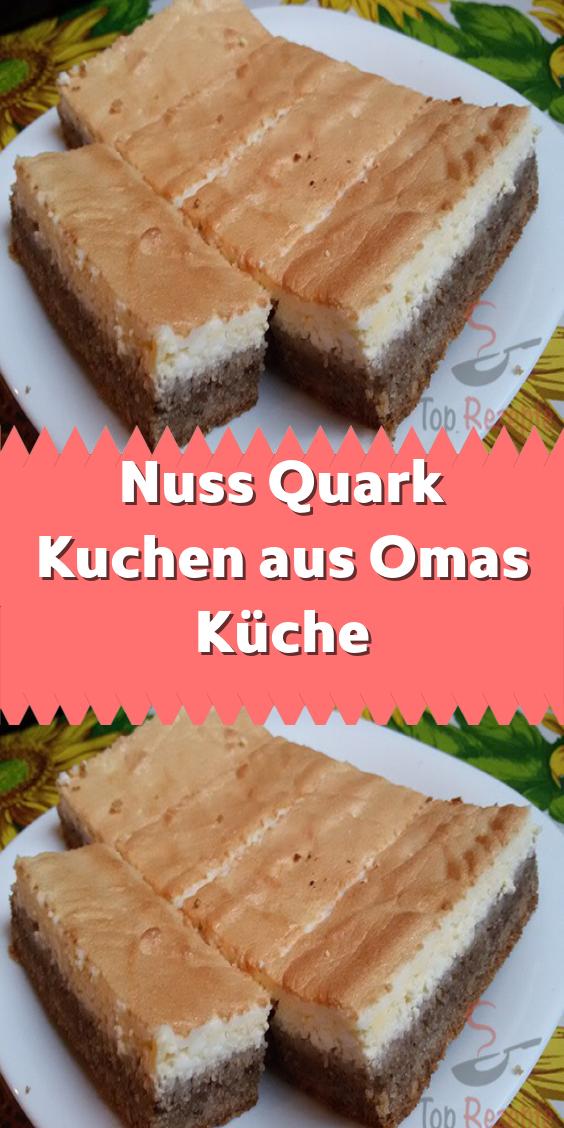 Nuss Quark Kuchen Aus Omas Kuche In 2020 Kuchen Rezepte Blechkuchen Kuchen Und Torten Rezepte Kuchen Und Torten