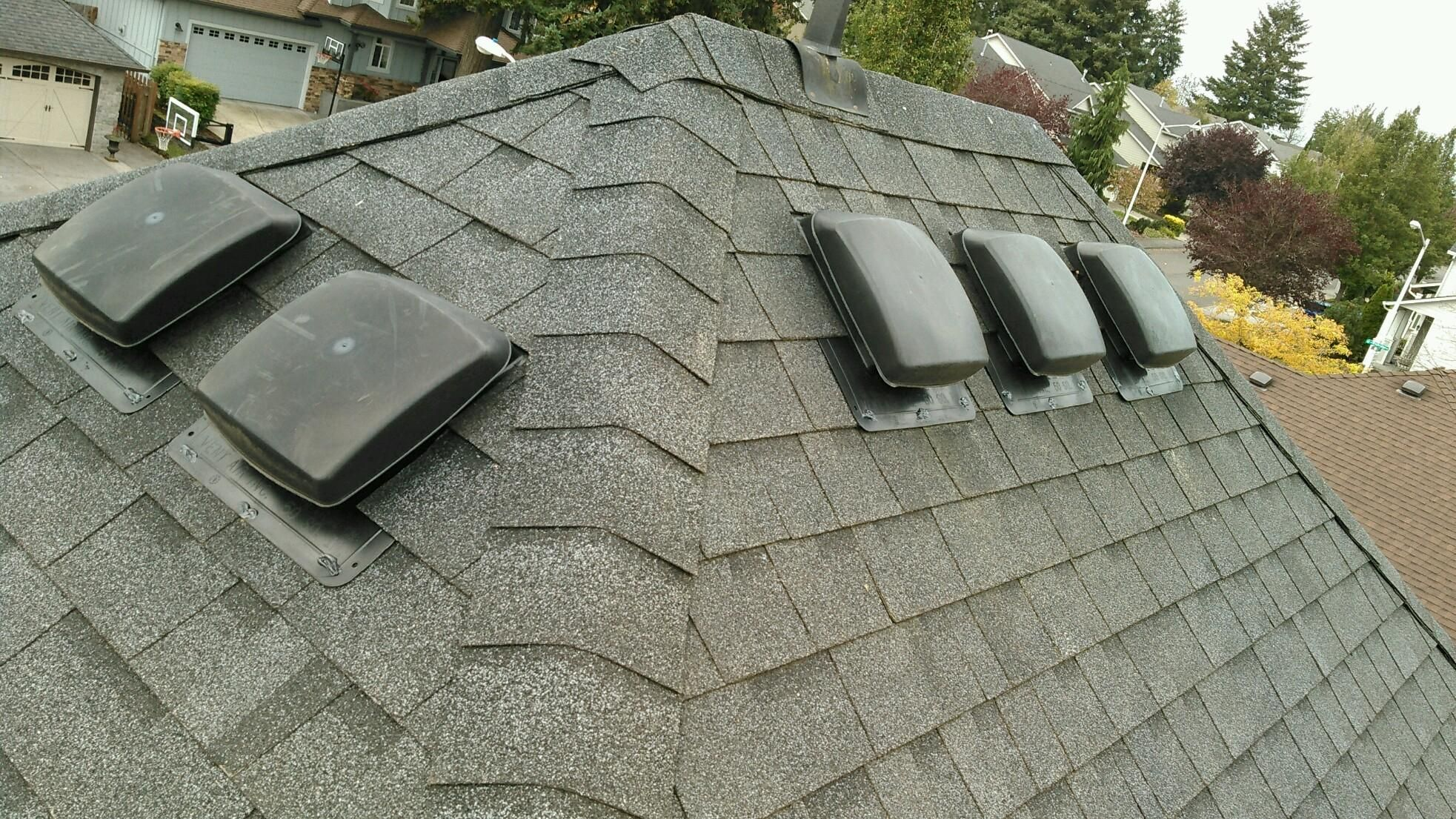 Composition Roof Maintenance Repair Vancouver Wa By Northwest Roof Maintenance Composition Roof Architectural Shingles Roofing Systems
