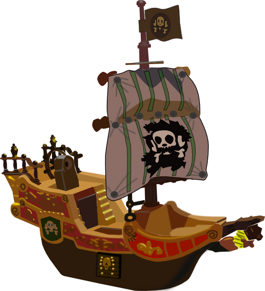 Pin By Debbie Chebetar On Pirates Pirate Ship Pirate Themed Birthday Party Pirate Themed Birthday
