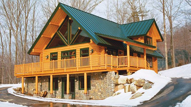 Best Green Metal Roof And Trim Google Search Mountain House 400 x 300