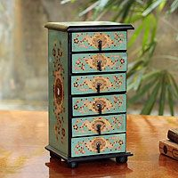 JEWELRY BOXES Unique artisancrafted jewelry boxes at NOVICA