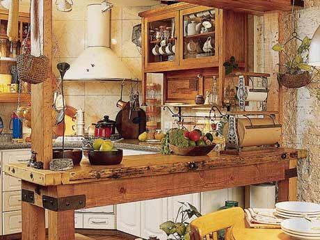 20 modelos de casas pequenas decoradas cozinhas rusticas - Casas rusticas pequenas ...