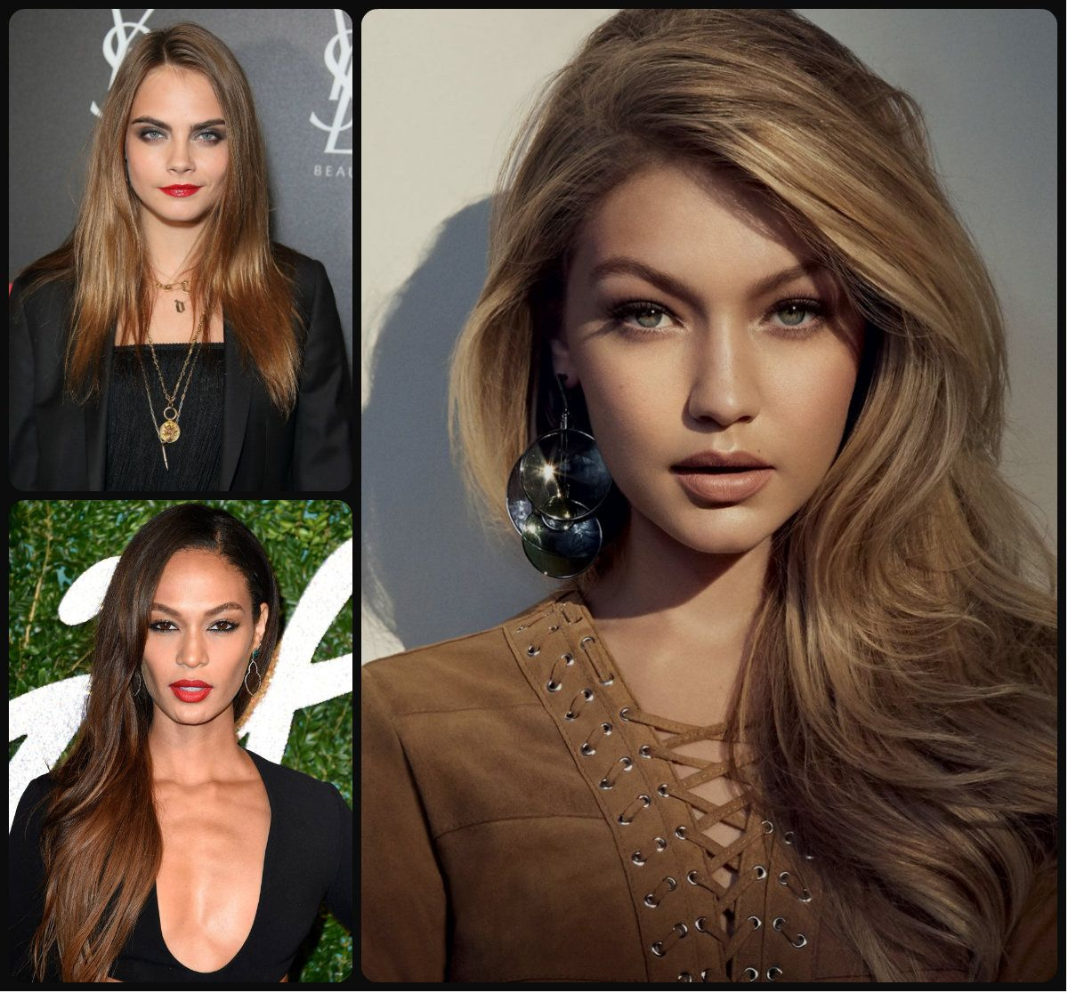 Celebrity Hair Color Trends For Spring And Summer 2017 | Hair ...