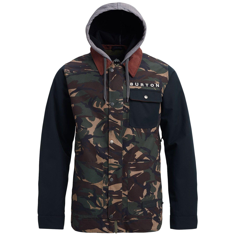 Burton Dunmore Jacket | Burton jackets, Camo snowboard