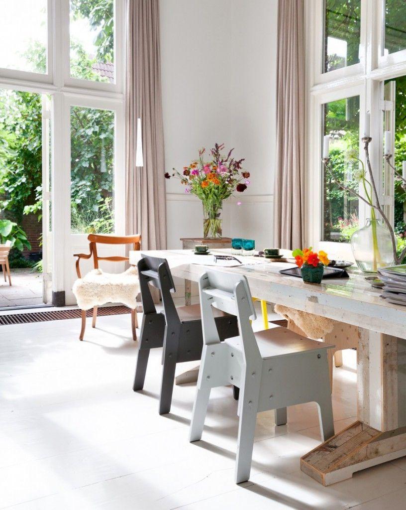Una guardería convertida en vivienda - Volgende halte