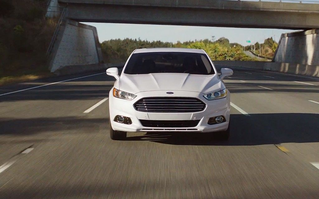 Video Find 2013 Ford Fusion Vanquishes All Other Cars Ford