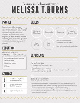 1000 images about resume examples on pinterest creative resume silver wedding invitations and graphic design resume - Unique Resume Examples