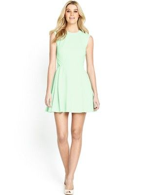 d302c2ceba1414 Nistee Skater Dress