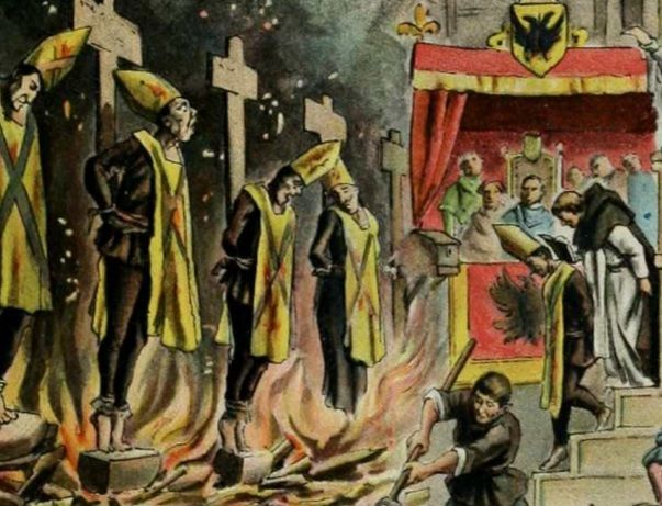 the inquisition and the catholic church Inquisition was one means by which both secular and catholic courts addressed heresy by the end of christianitys first millennium, most of western europe had been converted to christianity by this time, there was little separation of church and state.