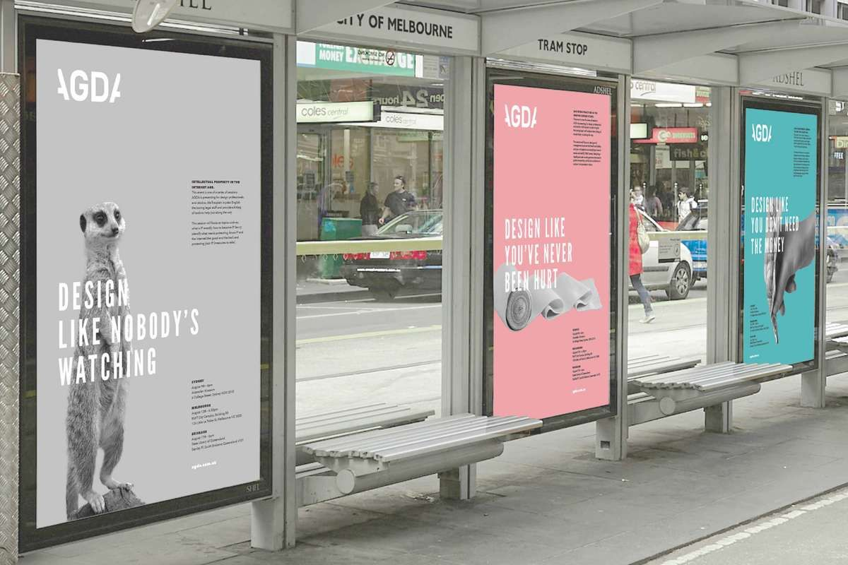 Poster design jobs online - Online Creative Portfolios And Creative Jobs The Loop