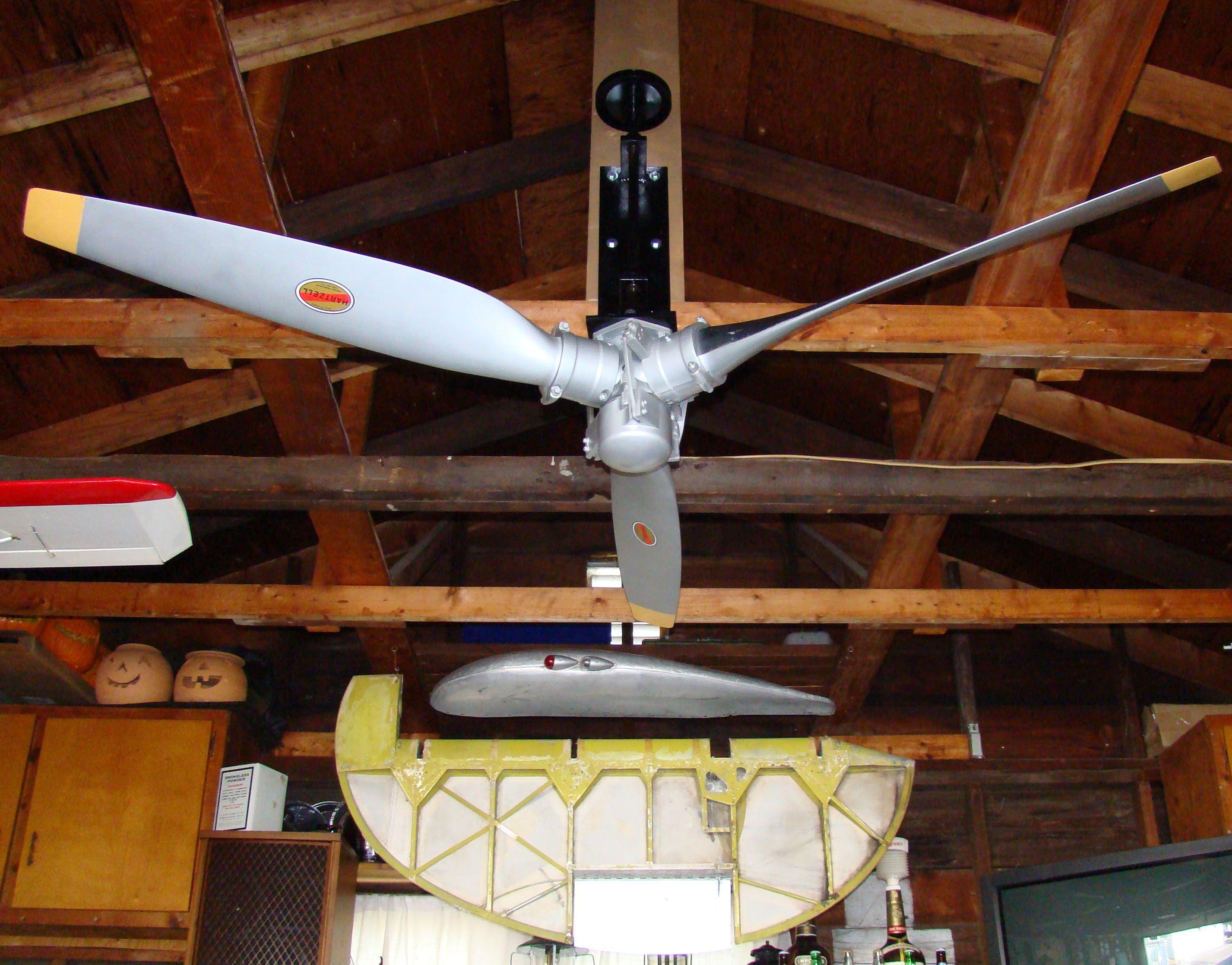Decorative Airplane Propeller Ceiling Fan In 2020 Propeller Ceiling Fan Ceiling Fan Airplane Ceiling Fan