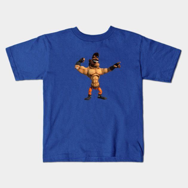 Action Henk Young T-Shirt