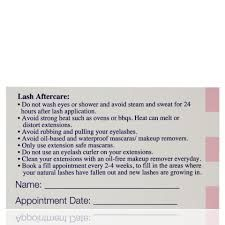 Image Result For Lash Extension Consent Form  Eyelash Extensions