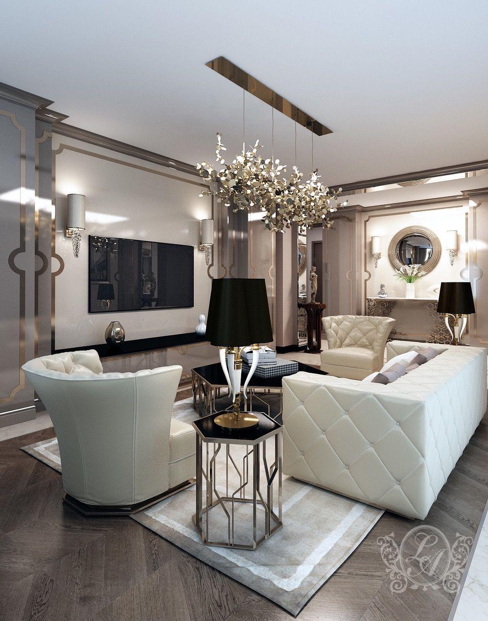 100 Génial Concepts Decoration De Salon Moderne