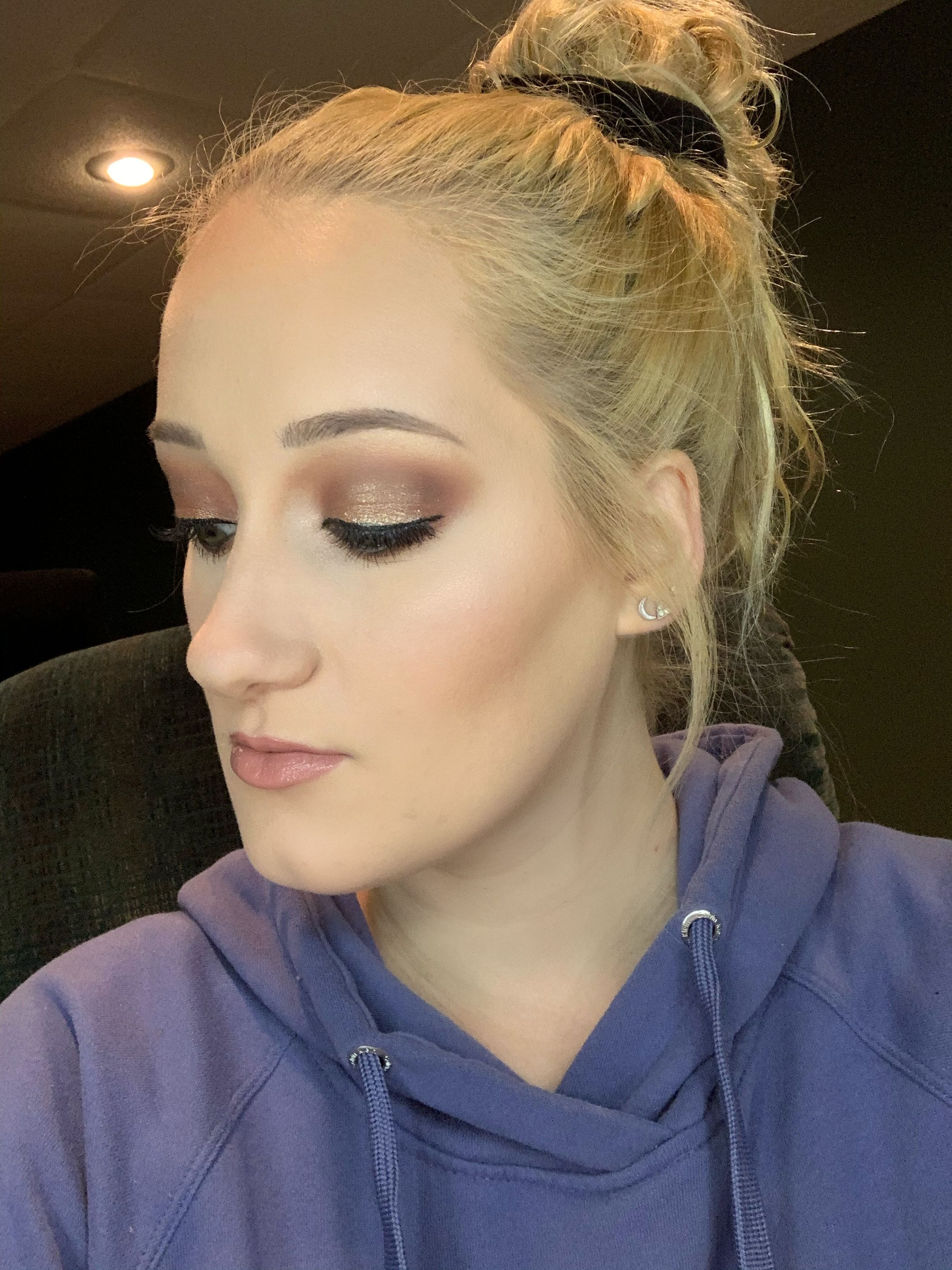 Classy Makeup / Morphe / Hit The Lights Palette in 2020