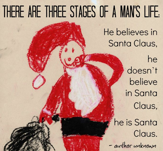 Elegant Being A Dad   Santa Claus. Families Gloucestershire  Http://www.familiesonline