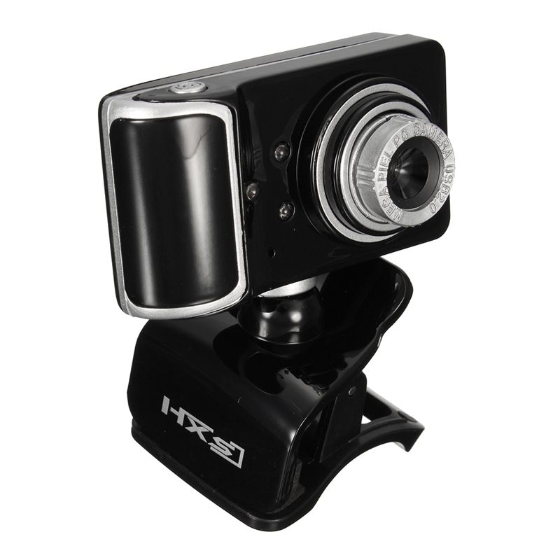 Hd web camera clip on 3 led rotating webcam usb camera with mic hd web camera clip on 3 led rotating webcam usb camera with mic microphone webcamera for android tv pc computer storecharger ccuart Images