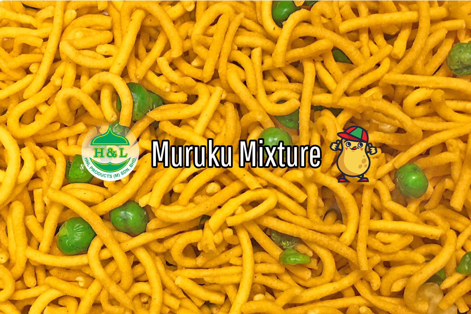 Muruku Mixture Kacang Putih