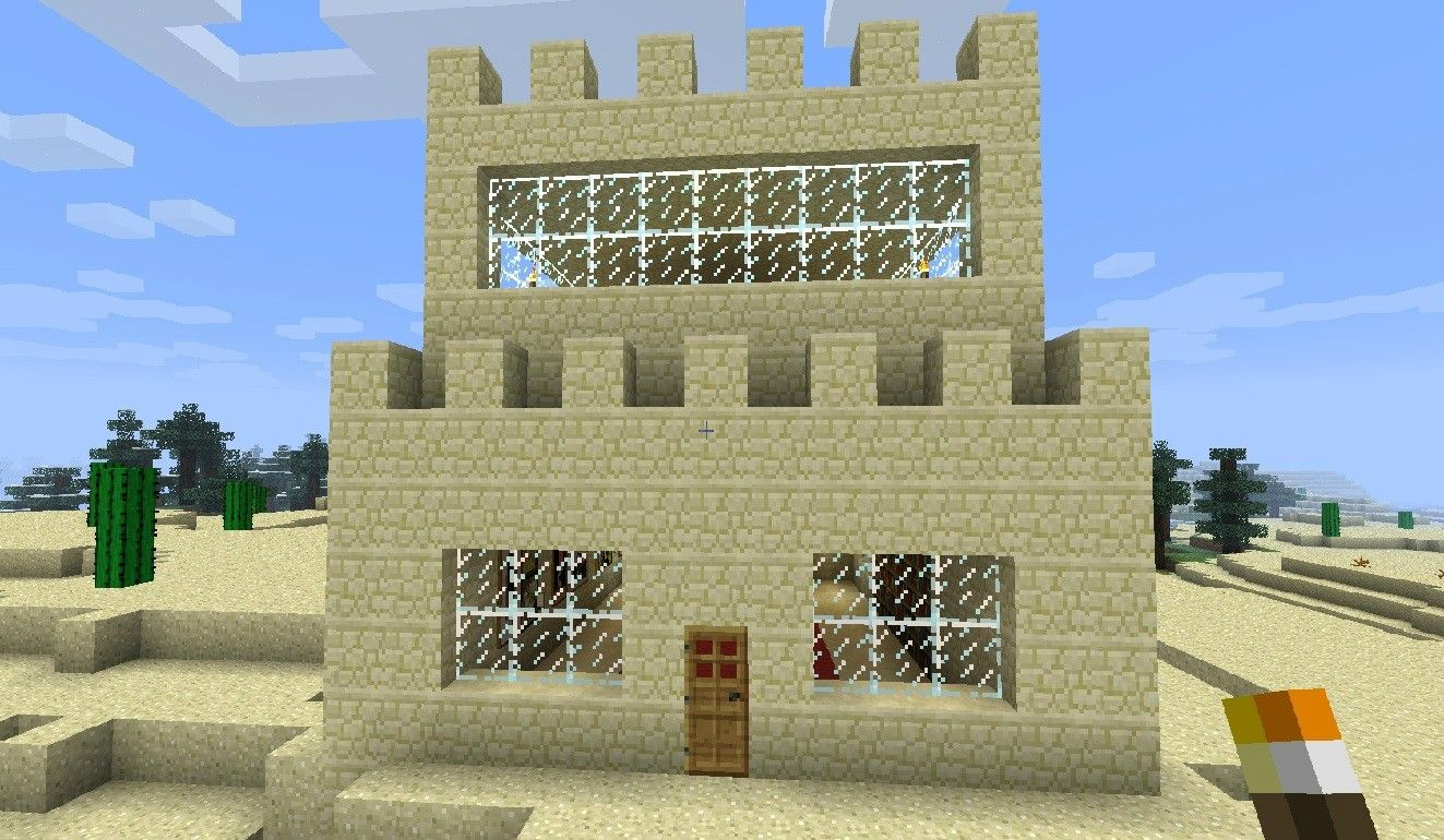 Desert Style Homes   Creative Mode   Minecraft Discussion   Minecraft Forum    Minecraft Forum