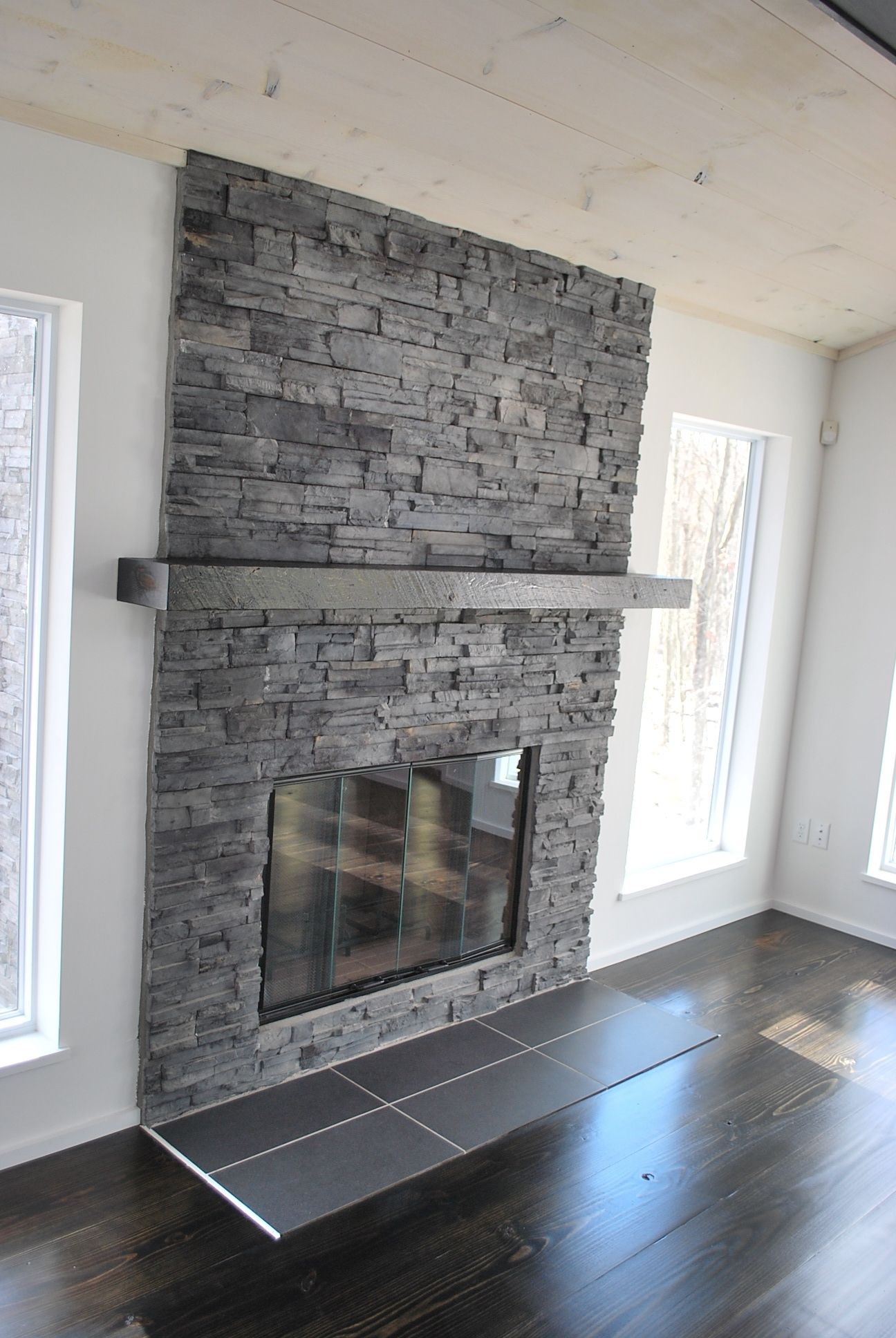 Westchester farmledge our favorite fireplaces for Stonecraft fireplaces